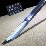 Tang dao sword,Damascus steel blade,Alloy scabbard - Chinese sword shop
