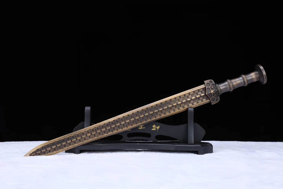 New style Chinese bronze sword - Chinese sword shop
