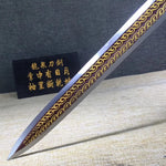 Dagger,High carbon steel etch blade,Chinese sword