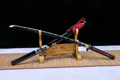 Samurai sword,High carbon steel blade blade,Cut tree - Chinese sword shop