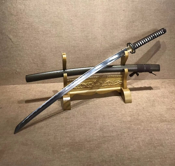 Musashi katana-High carbon steel full tang blade - Chinese sword shop