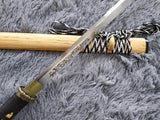 Tang dao,Ninja Sword,High manganese steel,Hardwood,Alloy - Chinese sword shop