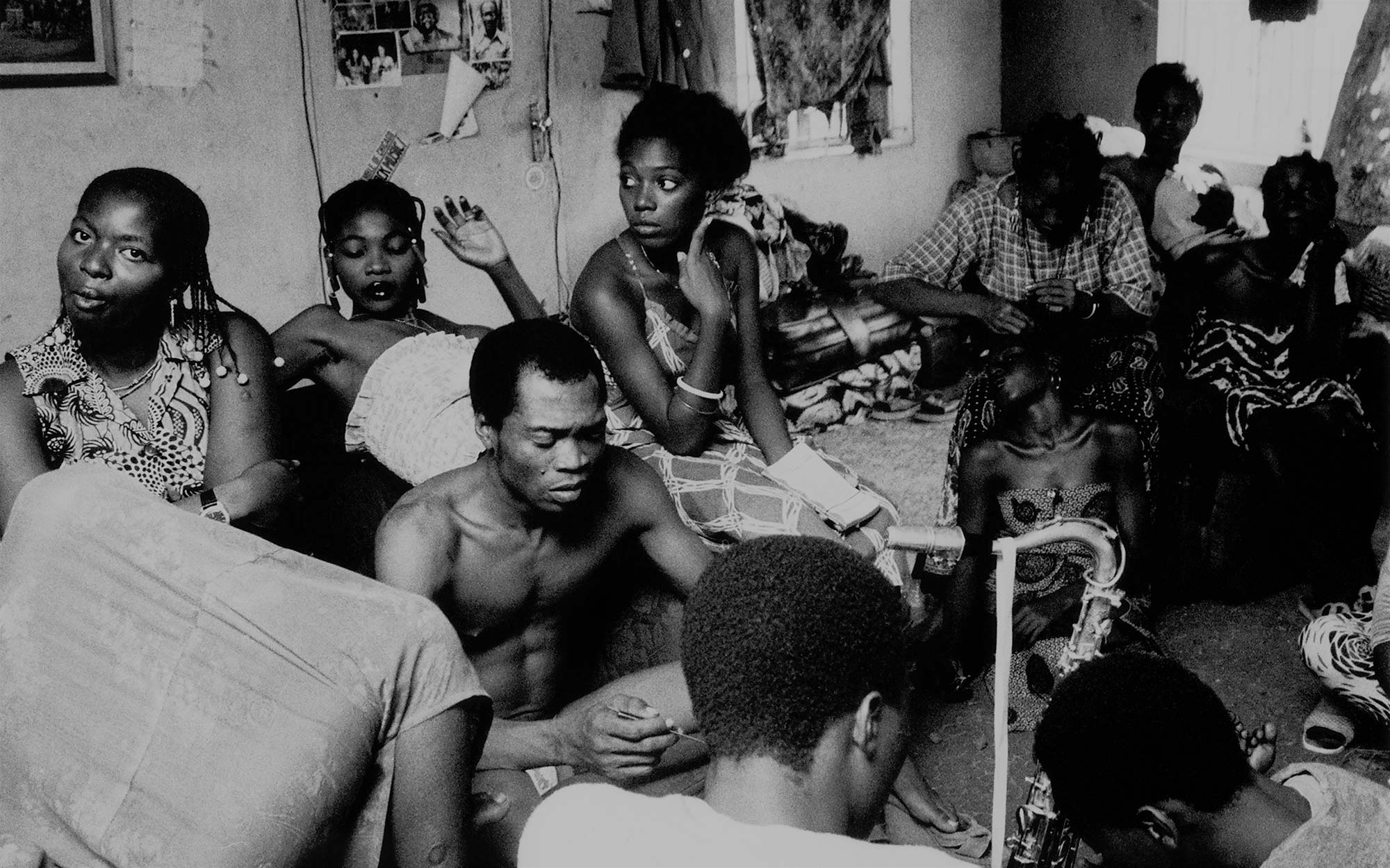 fela lp sorrow tears and blood