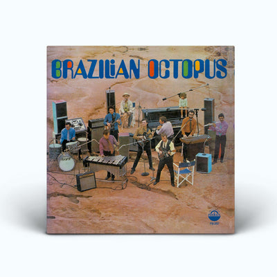 BRAZILIAN OCTOPUS - 1969 (LP, Re, 180gr, novo, lacrado)
