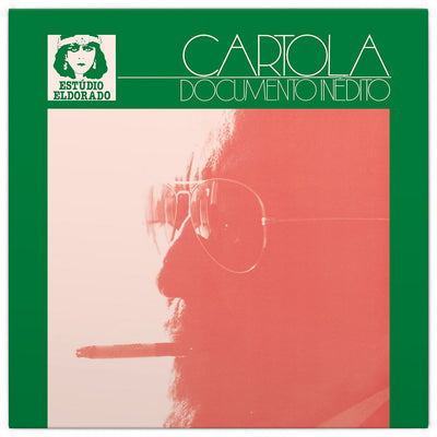 "CARTOLA ""DOCUMENTO INÉDITO"" (LP, Re, novo, lacrado)"