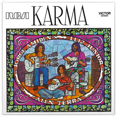KARMA - 1972 (LP, Re, 180gr, novo, lacrado)