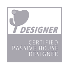 Certified Passive House Designer