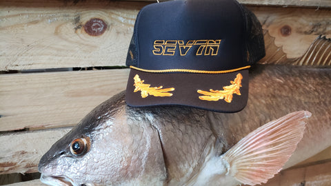 SEV7N Captain Hat