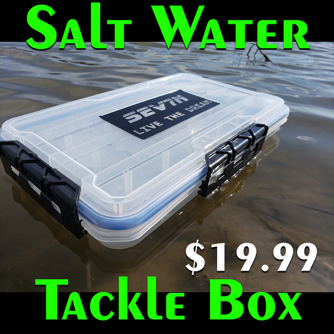 Salt-Water Live The DREAM Tackle Box Large