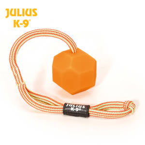 Julius-K9 IDC® Ball - Orange (fluorescent) - soft