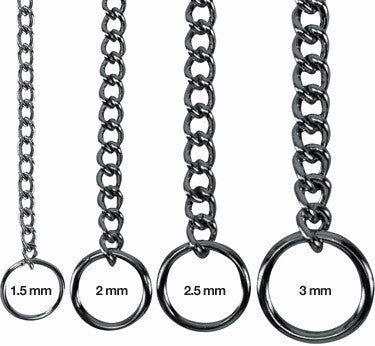 Herm Sprenger Chain Training Collar