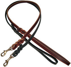 "5/8"" Braided End Patrol Dog Leash"