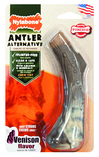 Nylabone Dura Chew Antler Alternatives