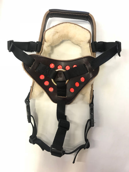 "Nylon ""Easy On"" Single Strap Support Harness (SPECIAL ORDER)"