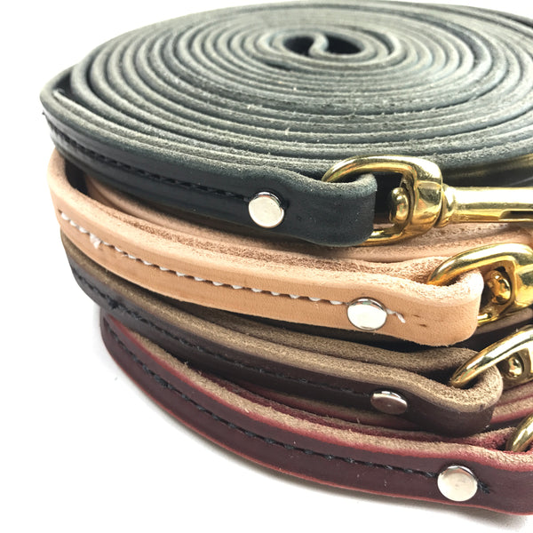 Leather Tracking Leads
