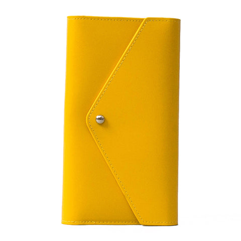 Travel Envelope Yellow Gold
