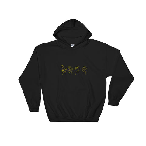 Guns for Hands Hoodie