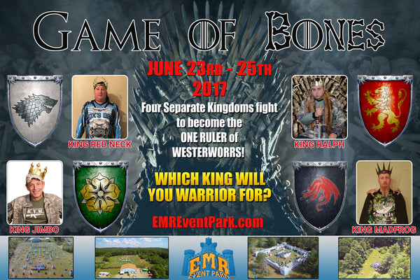 EMR Game of Bones 2017