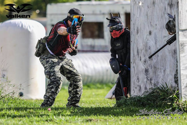 Are you doing what you can to help others get into the game of paintball?