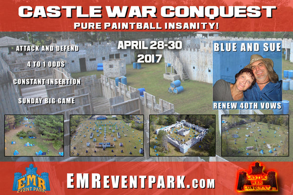 EMR Castle War Conquest 2017