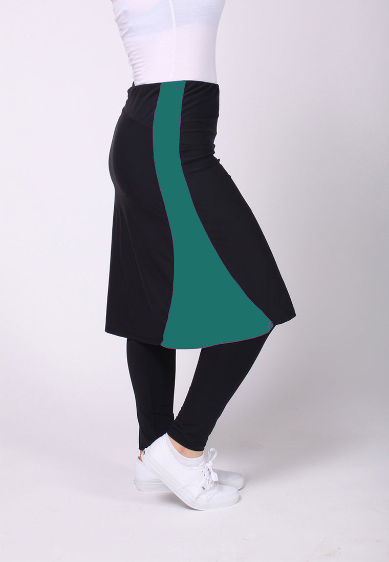 Leah Skirt- Black Forest