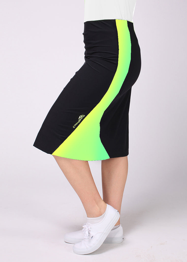 Sigal Skirt- Forest Neon