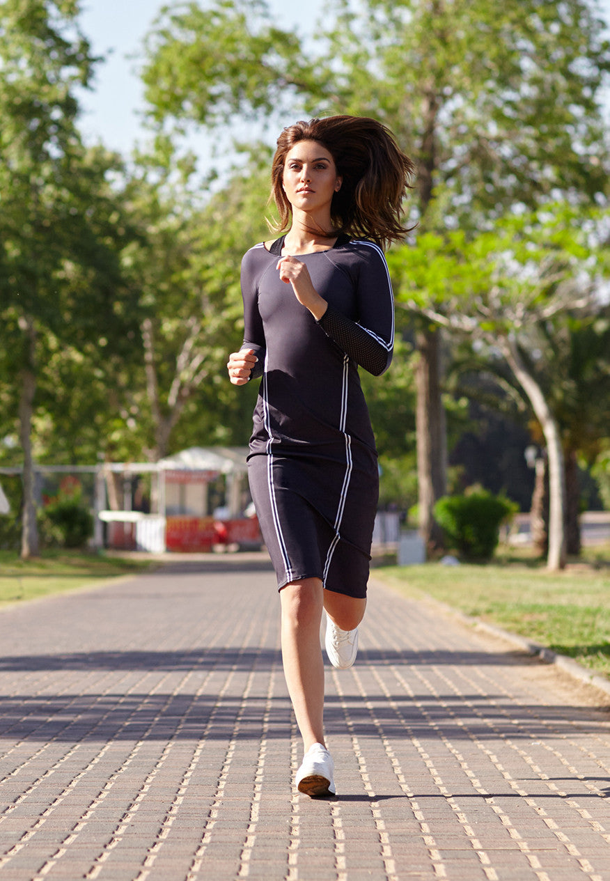 The Running Dress