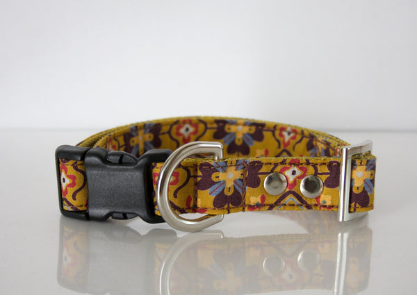 retro dog collars