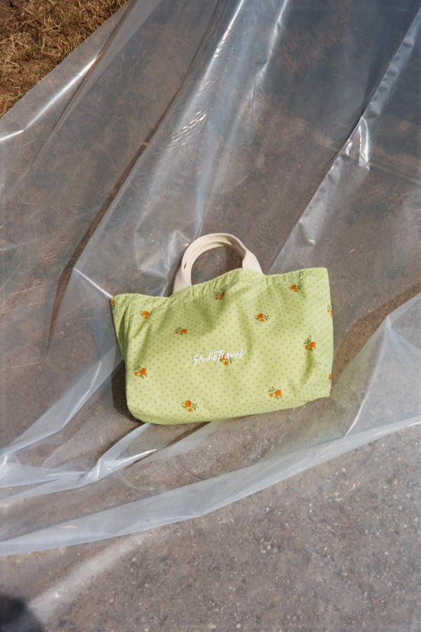 Scampoli Flower Canvas Bag