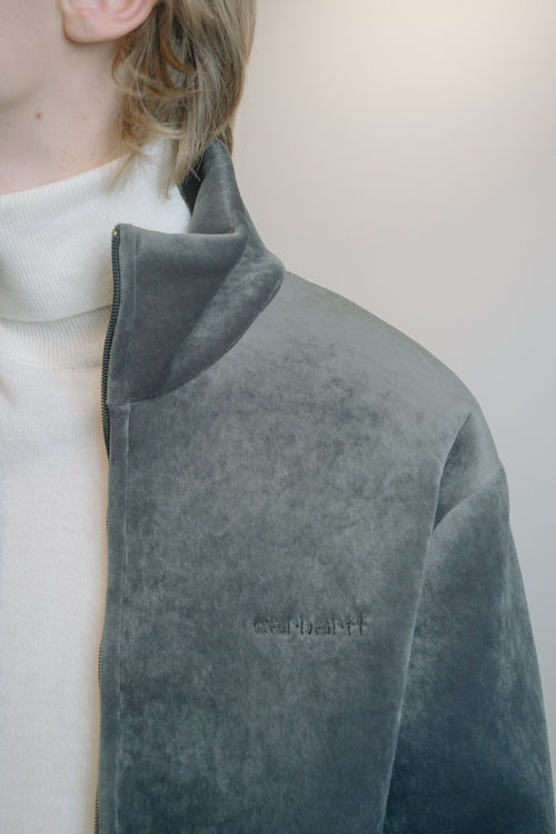Carhartt Rugged Grey Jacket - Studio Travel