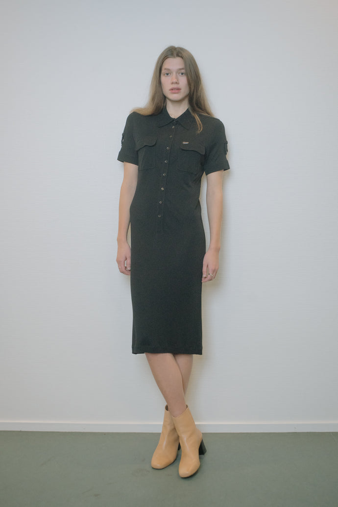 Gucci Chemisier Midi Dress - Studio Travel