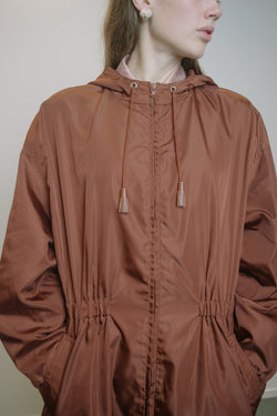 Prada Hooded Parka - Studio Travel
