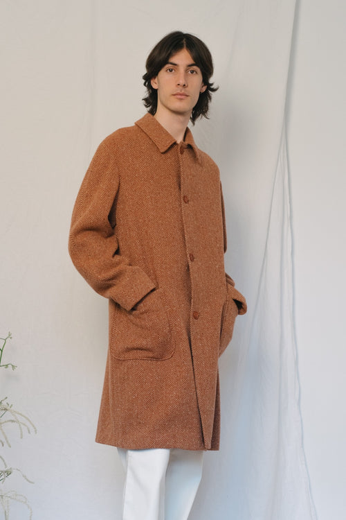 Romeo Gigli Wool Coat - Studio Travel