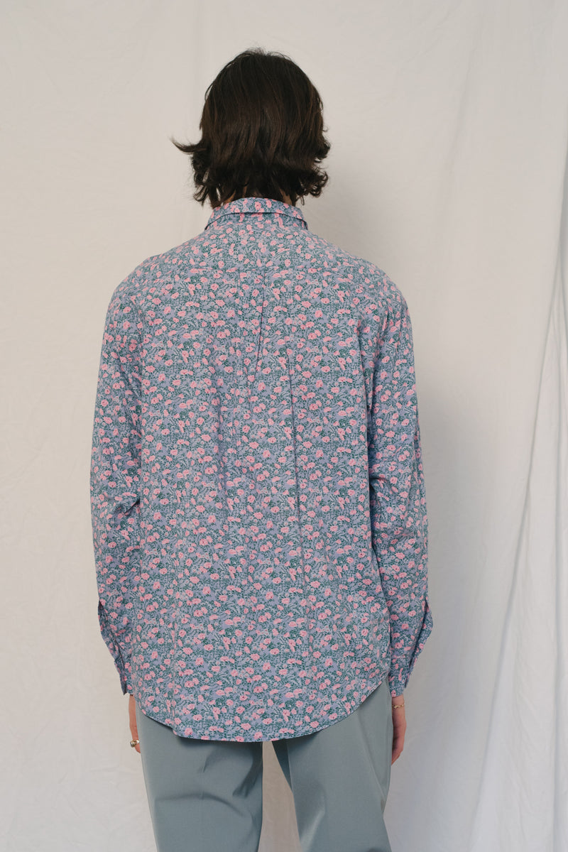 Benetton Floral Shirt - Studio Travel