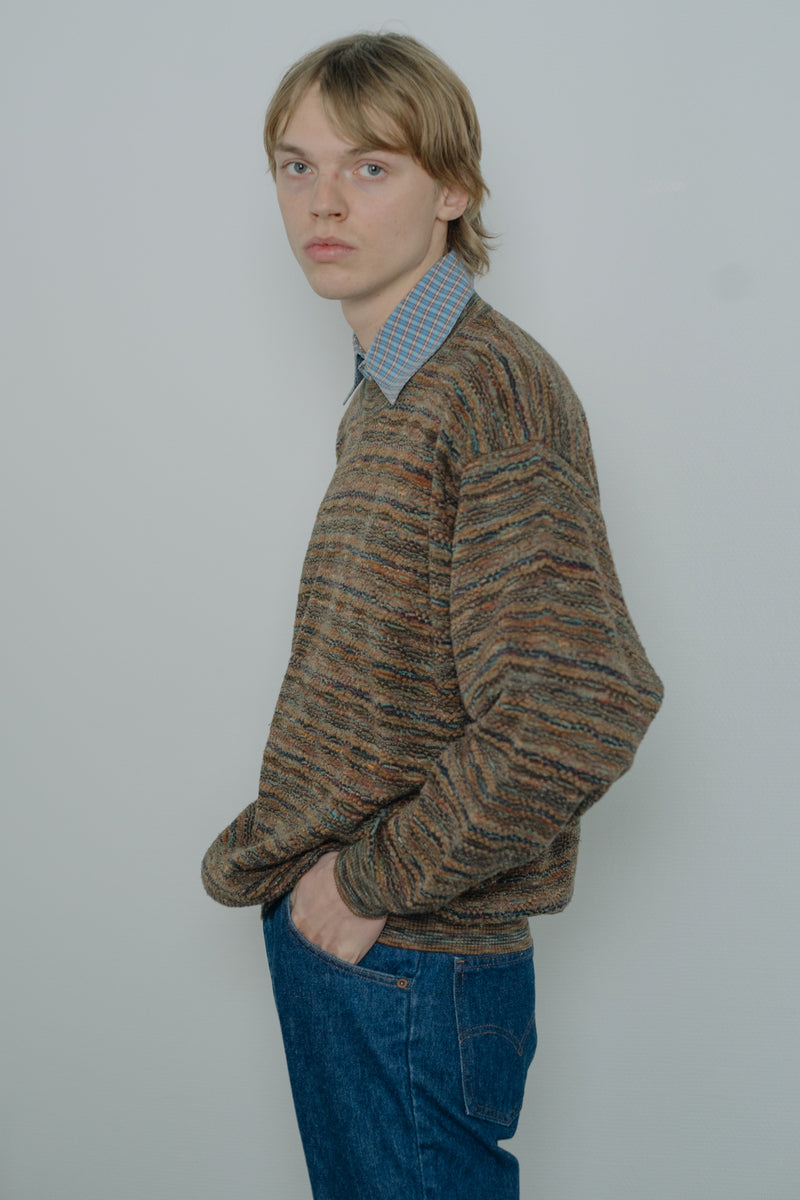 Example By Missoni Merinos Sweater - Studio Travel