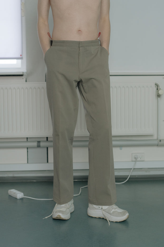 Prada Sport Cotton Pants - Studio Travel