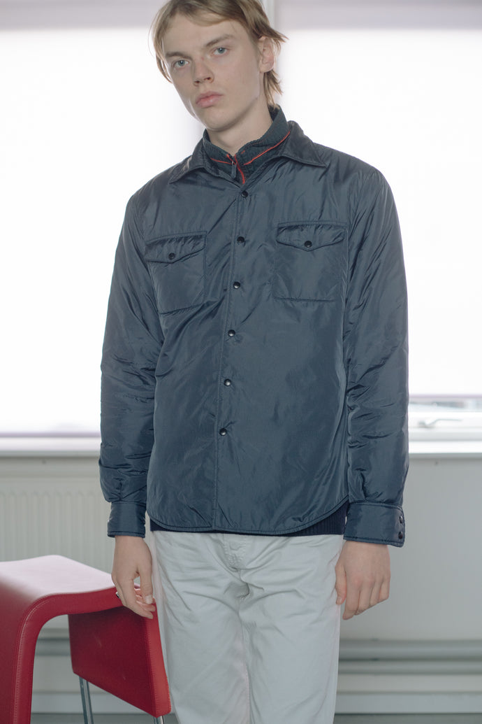 Alberto Aspesi Navy Jacket - Studio Travel