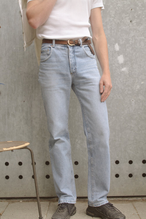 Levi's Bleached Denim Pants