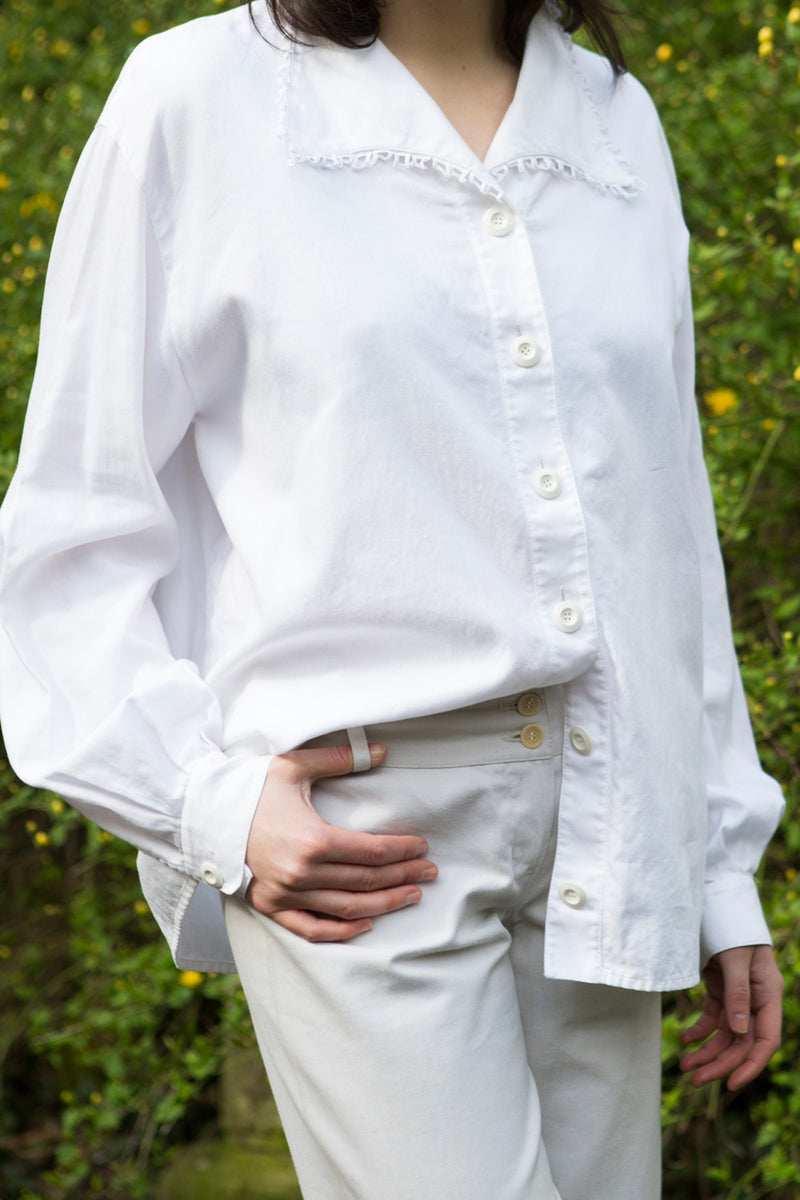 Valentino White Shirt - Studio Travel