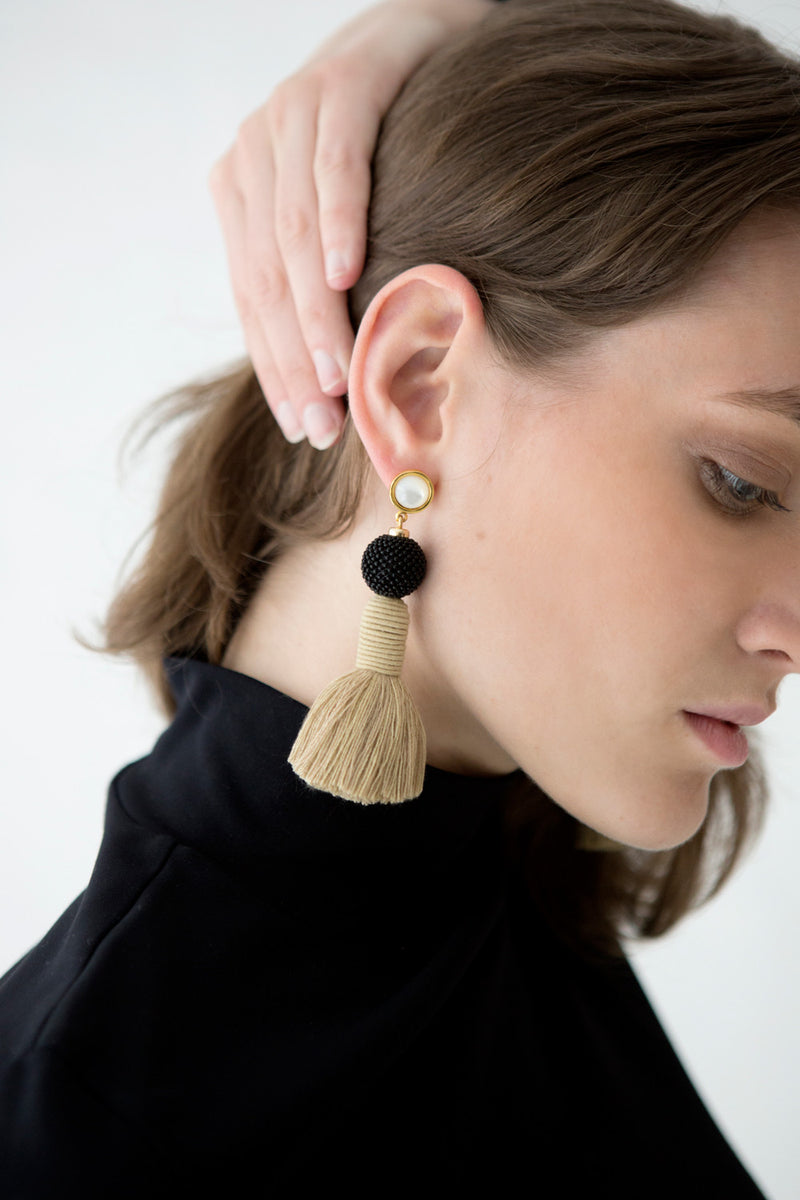 Lizzie Fortunato Modern Craft Earrings - Studio Travel