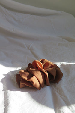 Burnt Sienna Hair Clip - Studio Travel