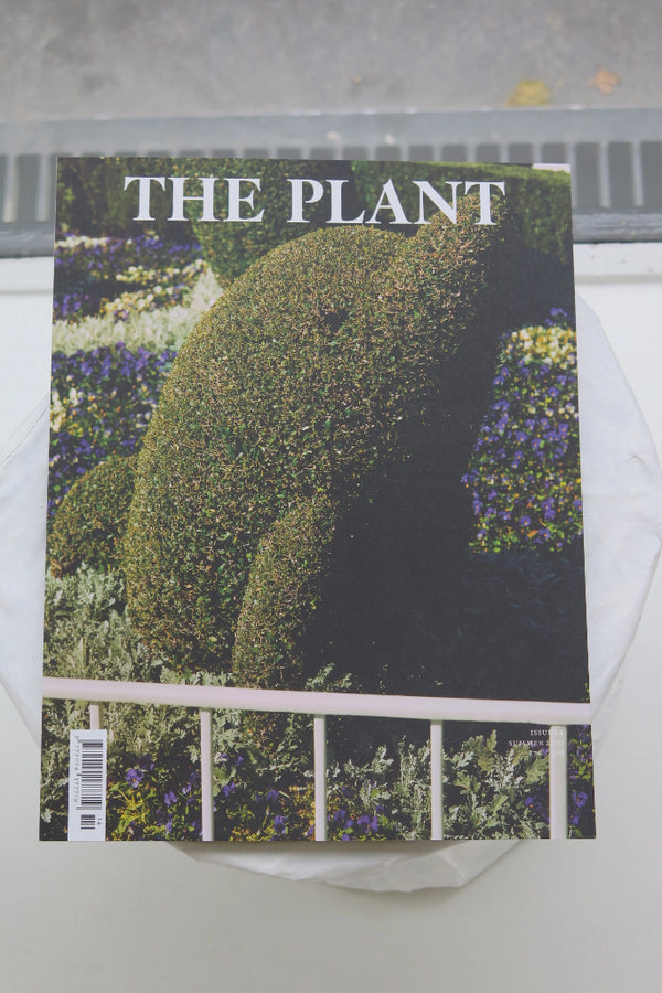 The Plant 14 – Cover by Alasdair Mclellan