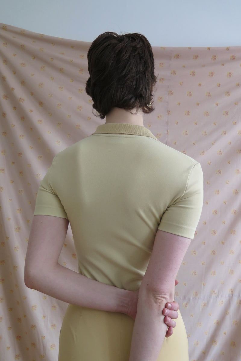 Short Sleeve Cotton Body - Studio Travel
