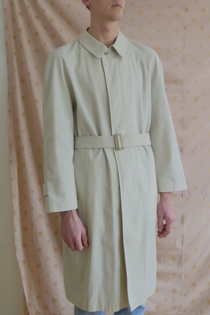 Cerruti Belted Trench Coat - Studio Travel