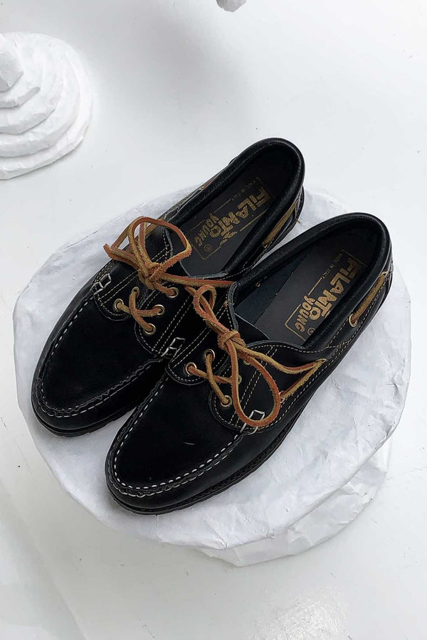 Black Sailor Shoes