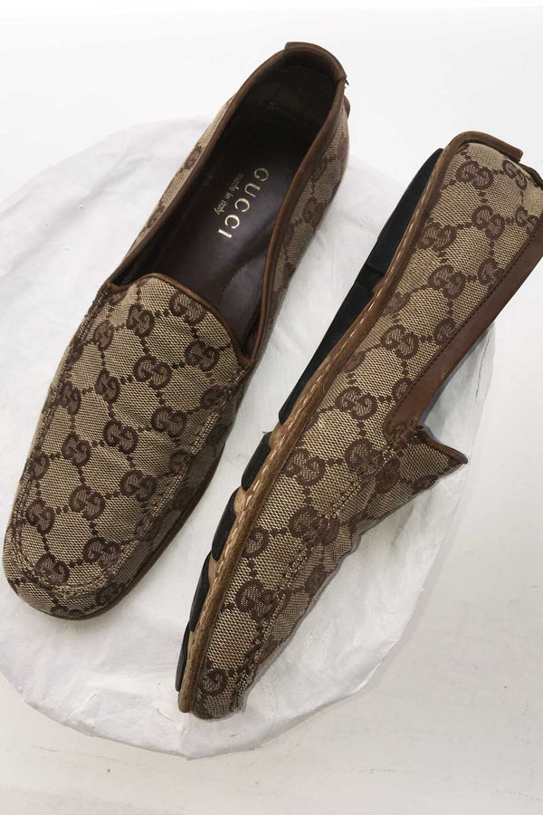 Classic GG Gucci Loafers
