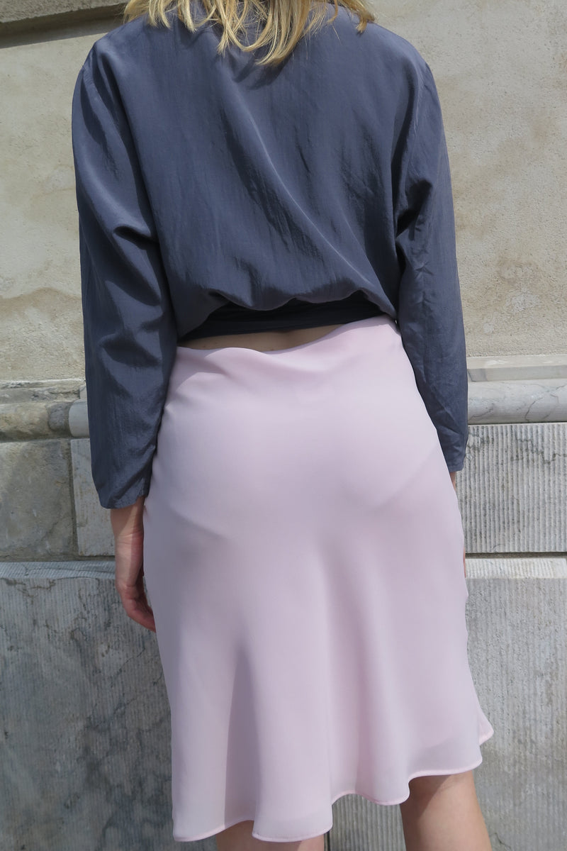 La Perla Low Waist Pink Skirt - Studio Travel