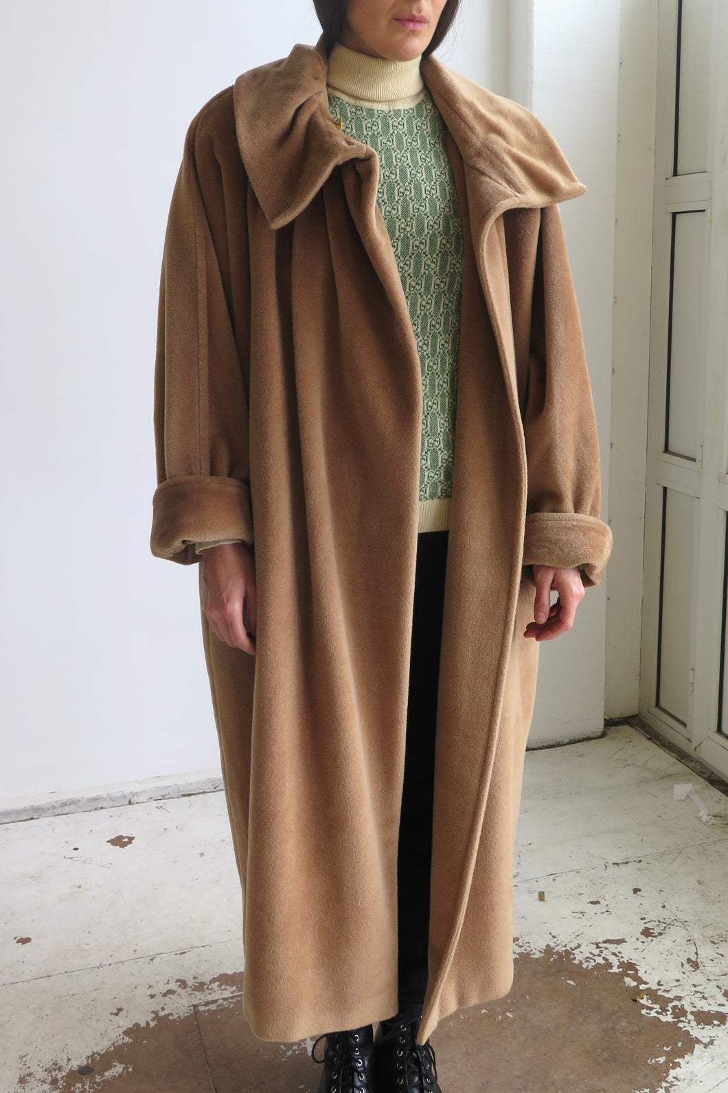 Max Mara Camel Coat - Studio Travel
