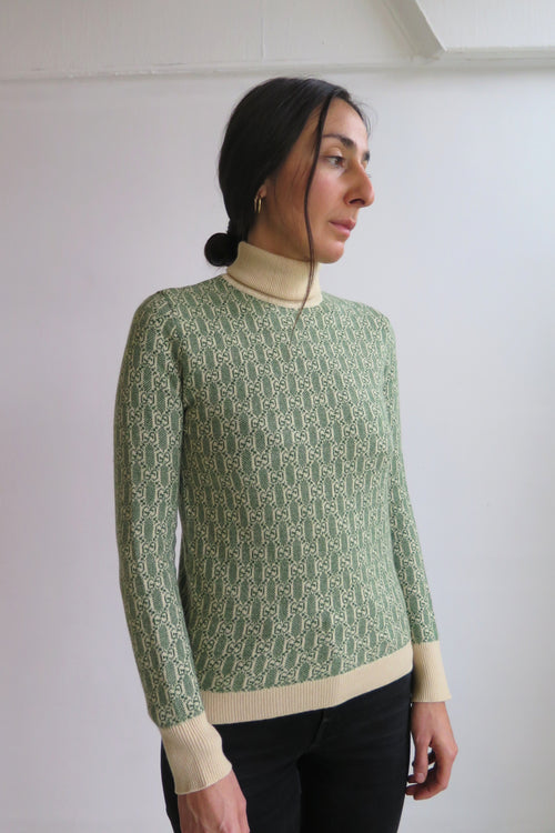 Vintage Cashmere Turtleneck - Studio Travel