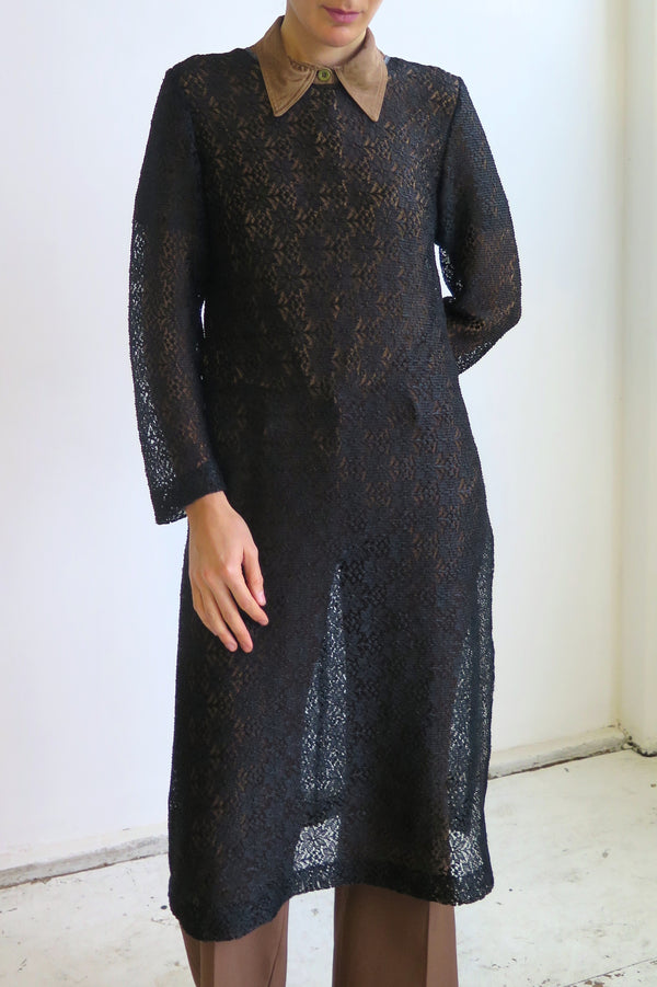 Handmade Lace Midi Dress - Studio Travel